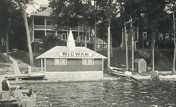 The Wig Wam in Watervliet, Michigan