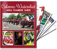 Click to explore the 2016 - 2018 Coloma-Watervliet Area Chamber Guide!
